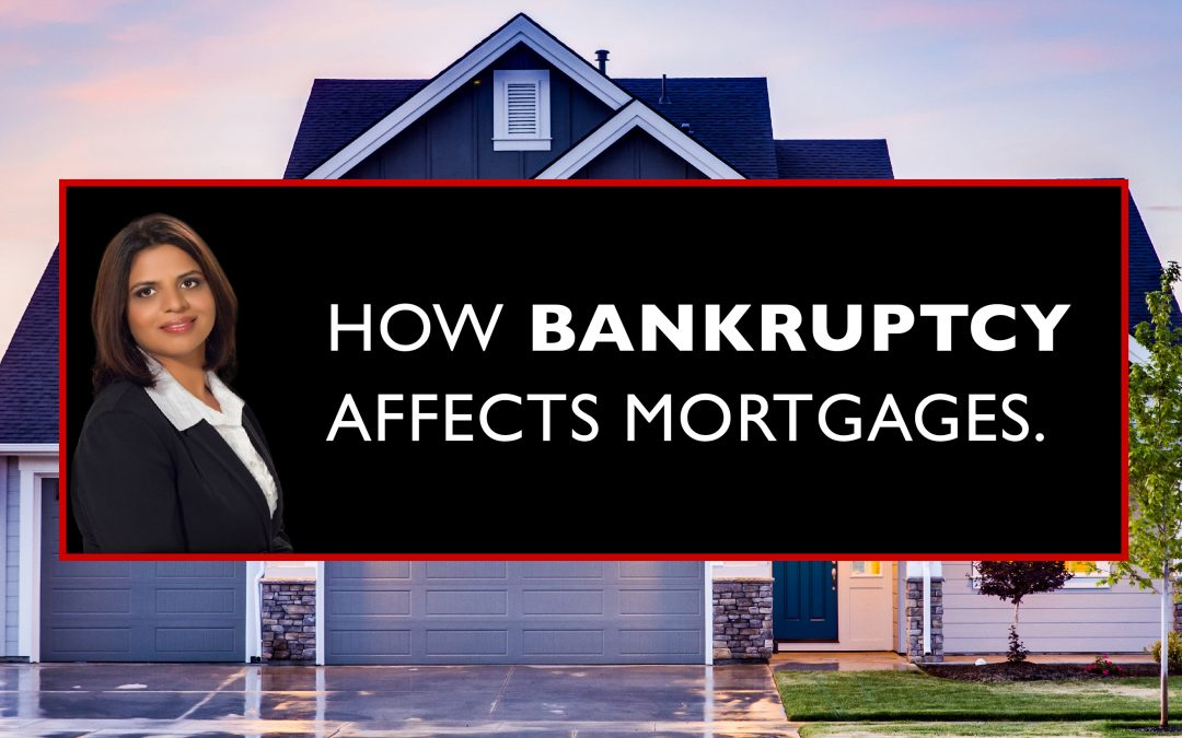 How Bankruptcy Affects Mortgages