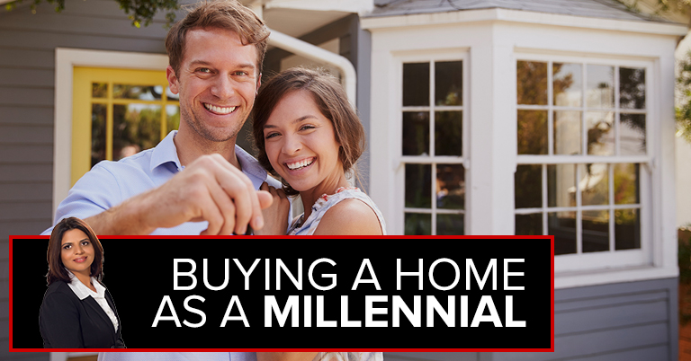 Buying a Home as a Millennial