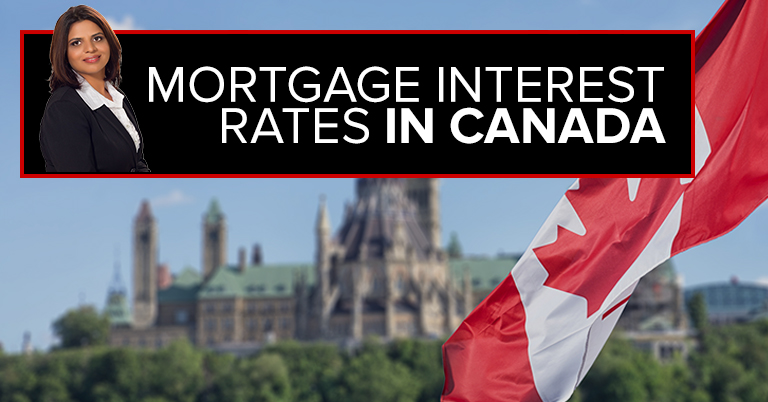 How Are Mortgage Interest Rates Determined in Canada?