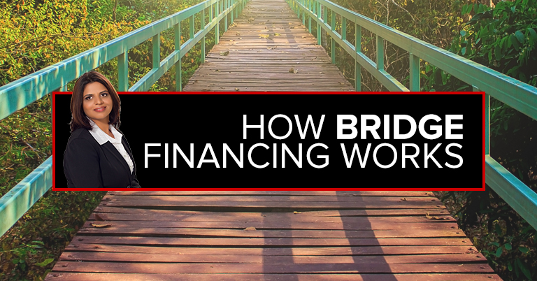 How Bridge Financing Works
