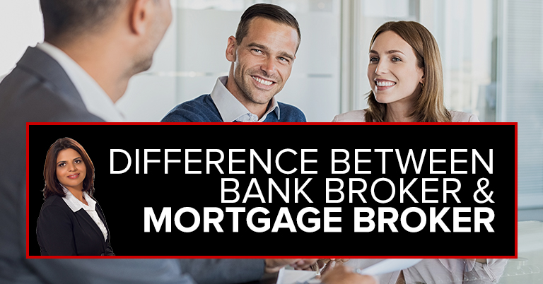 Difference Between Bank Broker & Mortgage Broker